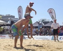 Todd Rogers and Phil Dalhausser seek to regroup from recent setbacks