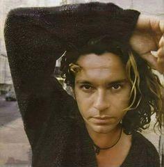 #hutch #michaelhutchence #INXS #eightiesmusic #eightiesband #australia #michaelkellandhutchence