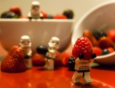Attack of the Fruit (LEGO) by shadowfax412