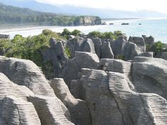 pancake rocks NZ
