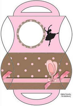 Caja almohada *bailarina*
