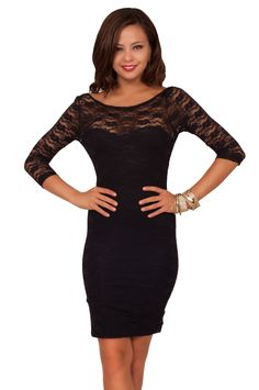Today I have brought in for you guys a creative post of cocktail dresses with lace overlay. Today I have brought in an inspiring assemblage of Dress Skirt, Lace Dress, Cocktail Dresses With Sleeves, Lace Overlay, Half Sleeves, Dress Outfits, Formal Dresses, Trending Outfits, Lady