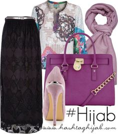 Hashtag Hijab Outfit #310