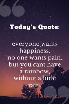 quote of the day. I stand by this quote! <3