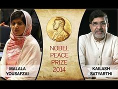 Pakistani student Malala Yousafzai and Indian children's rights activist Kailash Satyarthi have been awarded the 2014 Nobel Peace Prize