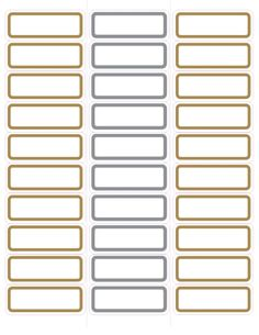 1000 images about diy printable mailing labels on for Gartner labels templates