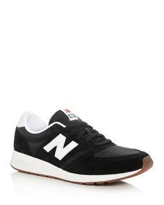 c0b66e82cb72 New Balance Men s 420 Lace Up Sneakers Men - Bloomingdale s