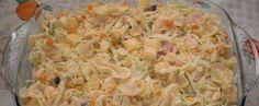 Salada de repolho nutritiva