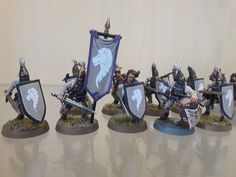 Age of Sigmar Warhammer Empire, Warhammer Aos, High Elf, Fantasy Miniatures, Elves, Minis, Snow Globes, Free People, Gaming