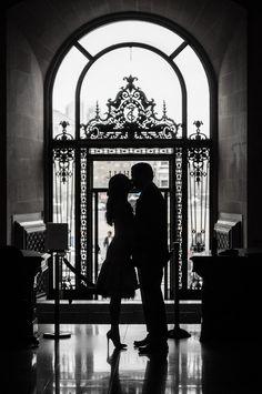 photo idea (city hall wedding idea)