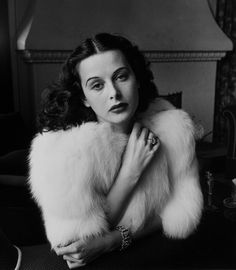 Hedy Lamarr, 1938. Alfred Eisenstaedt—The LIFE Picture Collection/Getty I