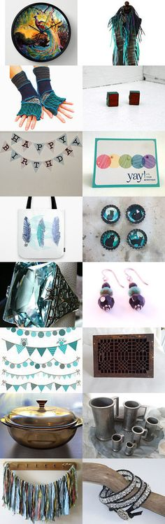 Happy Birthday TEMPT!  by Cassie on Etsy--Pinned with TreasuryPin.com