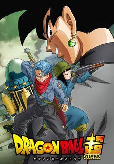 Dragon Ball Super - Liberado vídeo do inicio do arco com Goku Black e Trunks do Futuro! - Legião dos Heróis