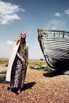 Fashion Trends : Bis ans Ende der Welt | Harper's BAZAAR