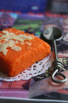 """""""Kesari"""", gâteau de semoule Indien - Passion culinaire pour une cuisine passionnante"""