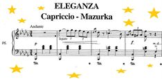 Catalani : Eleganza (Capriccio - Mazurka), for piano - Riccardo Caramella, piano - YouTube