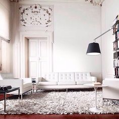 white sofa - need!