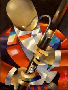 Music Artwork:Bassoonist