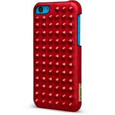 DeBari+Sterlyn+Color+Me+Bad+Case+for+Apple+iPhone+5/5S/5C+-+Red