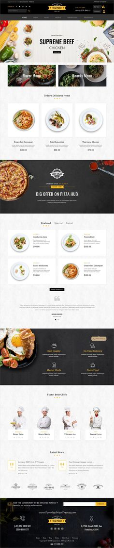 Veg Point is clean and modern design 3in1 responsive #WooCommerce #WordPress theme for #food, #restaurant, vegetable and cake #shop eCommerce website to live preview & download click on Visit 👆