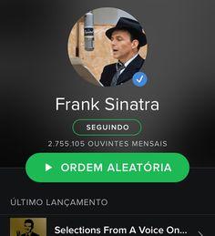 Pra levar essa sexta de boa !!!  Frank Sinatra  #friday#sextalinda#music#musicrelax#jazz#franksinatra#relax#cult#instagram#instagood#instamusic#love#iphonesia#iphoneonly#spotify#fri#newyork#work by lucascois1