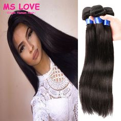 Cheap Human Hair Extensions, Buy Directly from China Suppliers:Malaysian Virgin…