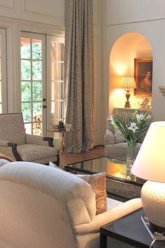 Buckhead residence. Valerie DeRoy Interiors.