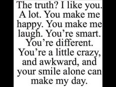 Find that person that you like :)