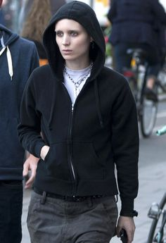 lisbeth salander rooney mara - Google Search