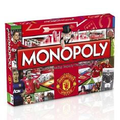 n/a Manchester United Monopoly Game 004206-new Manchester United Monopoly Game The classic board game takes on a new shape in this Manchester United edition. Featuring stars from the current squad alongside heroes from Uniteds glorious past and tw http://www.MightGet.com/february-2017-2/n-a-manchester-united-monopoly-game-004206-new.asp