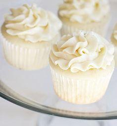Very Vanilla Cupcakes by The Cake Merchant