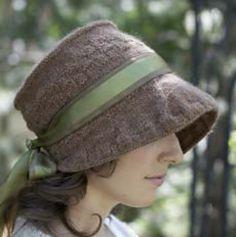 Lit Knits--literary hat patterns to knit. Jane Austen, Sherlock Holmes, Hunger Games, Harry Potter, etc.