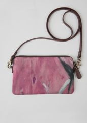 VIDA Leather Statement Clutch - MEOW by VIDA niB6g5Vk