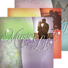 Music Of Your Life CD's-1950's,60's and 70's