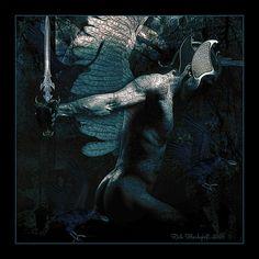 Warrior Angel. Daughter of Smoke and Bone