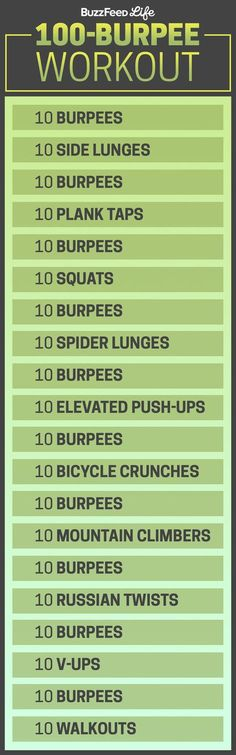 Here�s A Crazy Intense Workout That Will Make You Feel Like A Beast