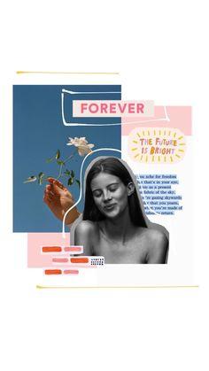 49 Ideas for digital collage art design Collage Poster, Dm Poster, Collage Art, Collage Design, Collage Portrait, Love Collage, Collage Maker, Graphisches Design, Buch Design