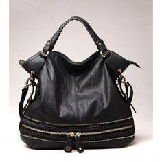 Satchel  www.justjaneboutique.com $85  #black #satchel #handbag