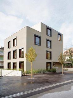 Projekt: Neubau MFH Rössligut - Andreas Marti & Partner Architekten AG