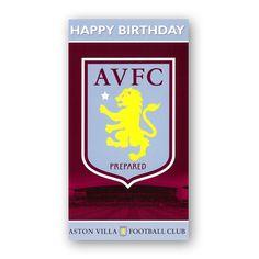 födelsedagskort på internet Manchester City Football Club Birthday Card from Dormouse Cards  födelsedagskort på internet