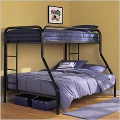 Ameriwood - Bedroom - Bunk Bed