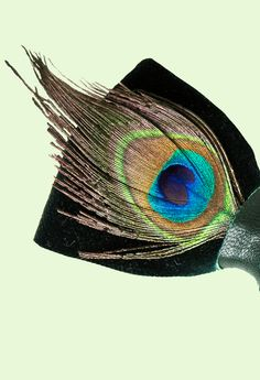 #Peacock bowtie #bowtie