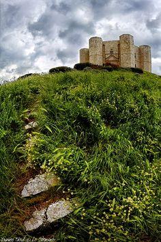 """"""" Castel Del Monte"""" - Puglia - #Italy  Youness Taouil © Lo Straniero"""
