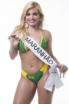 Veja fotos das candidatas do concurso Miss Bumbum Brasil 2015 -Fernanda Abraão