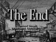 Thieves Highway The End, The Twenties