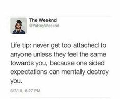 The Weeknd, the wise ❤️ Real Talk Quotes, Fact Quotes, Mood Quotes, Crush Quotes, Quotes To Live By, Daily Quotes, Quotes Quotes, Tweet Quotes, Twitter Quotes
