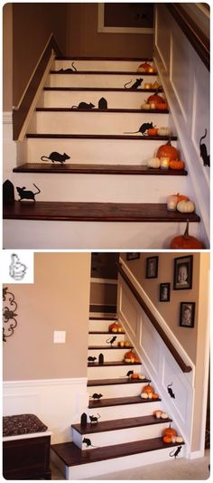 Easy DIY Halloween Decorating Ideas  Projects Tutorials Pinterest - halloween decorating ideas indoor