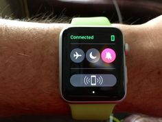How to keep your Apple Watch Glances quick - http://www.ipadsadvisor.com/how-to-keep-your-apple-watch-glances-quick