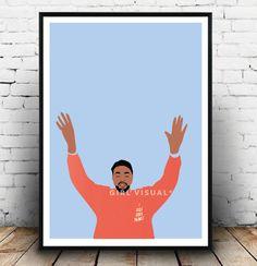 Kanye west wall art Kanye west print poster life of pablo