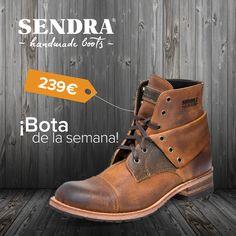 Todo lo que necesitas hoy: Botín Kaspar Serramex Habana / All you need today: Botín Kaspar Serramex Habana  #SendraBoots #sendra #shopboots #boots #highquality #botas #men